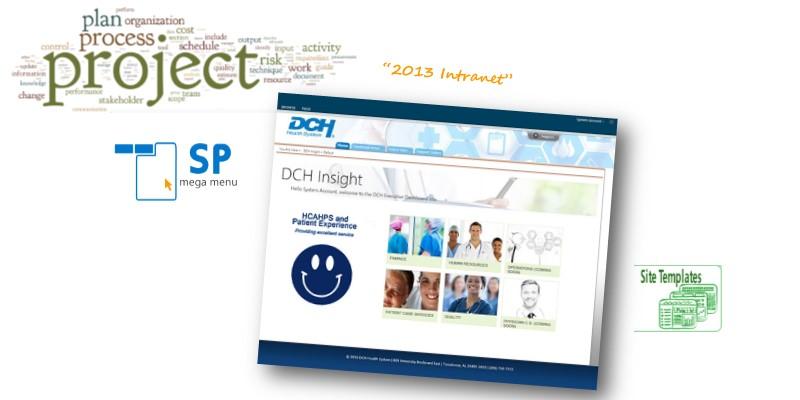 DCHS Medical Center Banner