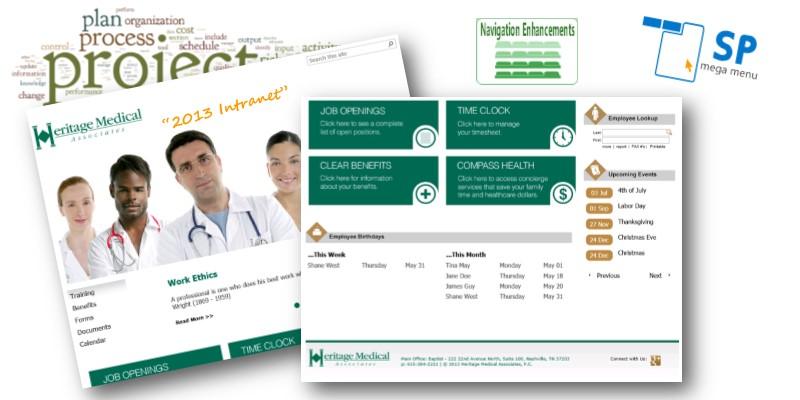 Heritage Medical Associates Banner