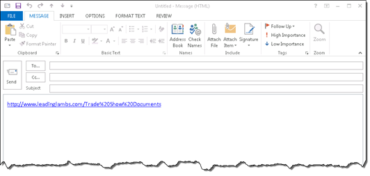 Connecting to SharePoint from an Outlook Message - SharePoint Knowledge Base